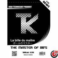 TK Billes BIO 0.23g (x3000) en sachet