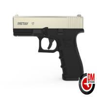 Retay MOD 17 9mm P.A.K Satin