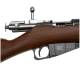 4 - Airgun M1891 4.5 bb .177 co2 imitation wood