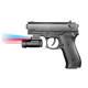 Plan Beta Pistolet 1098 KIT lampe + laser SPRING Noir  0.5J