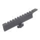 Rail métal pour série M4/M16