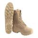 Chaussures Tactical Cordura Tan zip T45/12