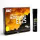 2 - Fumigène EG25 Jaune (à goupille) (boite de 10) EG25Y