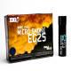 2 - Fumigène EG25 Bleu (à goupille) (boite de 10) EG25B