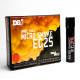 2 - Fumigène EG25 Rouge (à goupille) (boite de 10) EG25R