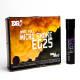 2 - Fumigène EG25 Violet (à goupille) (boite de 10) EG25P