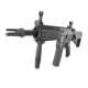 2 - Classic Army CA4A1 EC1 Electronic System M4 CQB RIS Noir Fibre de Nyl