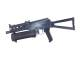 2 - PPS PP19-2 Bizon crosse rabattable Full Metal AEG 1.5J