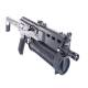 2 - PPS PP19-3 Bizon crosse pliante Full Metal AEG 1.5J