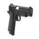 2 - KWC 1911 GSR Culasse Métal 4.5mm(.177) CO2 Fixe 2.5J