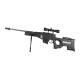 Phantom Elite Carabine L115-B Noir break barrel 19.9J +lunette
