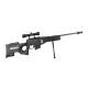 2 - Phantom Elite Carabine L115-B Noir break barrel 19.9J +lunette