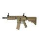 Classic Army CA4A1 EC1 M4 CQB RIS Dark Earth Fibre de Nylon Pack Comp