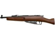 Airgun Mosin Nagant M1891 4.5 bb /.177 co2 imitation bois