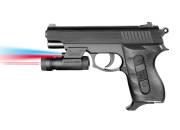 Plan Beta Pistolet 1031 KIT Lampe SPRING Noir 0.5J