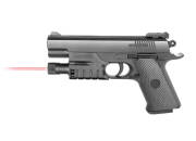 Plan Beta Pistolet 1032 KIT Laser SPRING Noir  0.5J