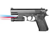 Plan Beta Pistolet 1045 KIT Lampe + laser SPRING BK 0.5J