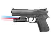 Plan Beta Pistolet 1092 KIT lampe + laser SPRING BK 0.5J