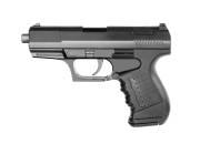 Plan Beta Pistolet PP9 Noir SPRING 0.5J