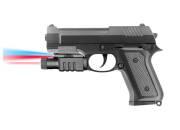 Plan Beta Pistolet 92-Mod laser + lampe SPRING Noir 0.5J