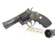 """Colt Python 4"""" 357 Magnum BK Full Métal CO2 1.9J"""