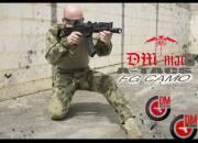 DMoniac Tenue complète A-TACS FG Taille 30 S