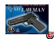 ASG STI Lawman Noir GAZ Fixe 0.6J