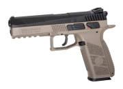CZ P-09 Noir/FDE 4.5mm(.177) C02 Blowback 3.7J