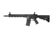 Classic Army CA4 KM12 ECU M4 Noir Keymod P AEG 1.2J Pack Complet